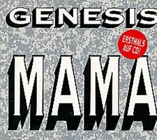Genesis - Single-CD - Mama (6:03/6:57min., plus 'It's gonna get better [6:27m...
