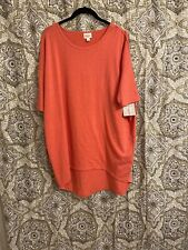 Lularoe Irma Tunic Top (S) Brand New! Tags!