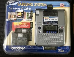 Brother P-Touch PT-1830C Label Printer  Label System For Home & Office Brand New
