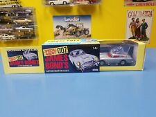 Special Agent 007 James Bond Aston Martin Db5 Gold 1/43 Corgi Cc04204g 04204