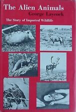 IMPORTED WILDLIFE, 1966 BOOK (OPOSSUM, MONGOOSE, COTURNIX, RUSSIAN BOAR, BURRO +