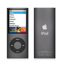 Apple iPod Nano 4th Generation Black (8GB)