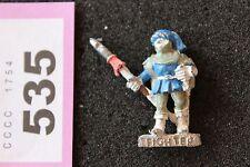 Citadel C01 Fighter Mercenary Bretonnian Knight Metal Figure Warhammer Figure G1
