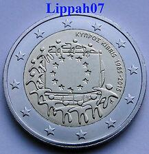 Cyprus speciale 2 euro 2015 Europese Vlag UNC