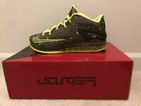 "Nike Air Max Lebron 11 Low ""Dunkman"" Size 9"