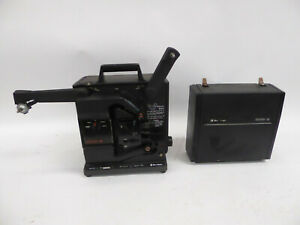 BELL & HOWELL MODEL 1575A 16mm MOVIE PROJECTOR SOUND 16 FOR PARTS OR REPAIR