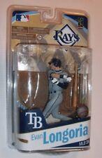 Evan Longoria  TAMPA BAY RAYS  McFarlane Baseball Figure   MLB Series 26 Variant