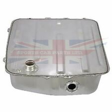 New Plated Gas Tank Fuel Tank MG MGB 1977-1980 With Locking Ring and Seal DO