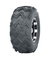 "25x10.00-12  25x10-12 Wanda P306 6ply ATV Quad Tyre Tire Bike TL ""E"" Road Legal"