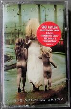 Soul Asylum:  Grave Dancer's Union (Cassette, 1992, Sony) NEW