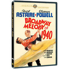 Broadway Melody of 1940 dvd BRAND NEW Fred Astaire, Frank Morgan Eleanor Powell