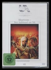 DVD KHARTOUM - DER AUFSTAND AM NIL - CHARLTON HESTON + LAURENCE OLIVIER * NEU *