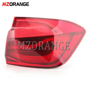 Right For BMW 3 Series 2016 2017-2018 F30 M3 F80 Taillight Tail Light Rear Lamp