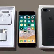 MINT LikeNEW iPhone 7 Plus Black 256GB Unlocked for International GSM/CDMA w/BOX