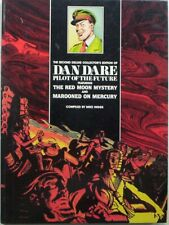 """DAN DARE"".  Deluxe Collector's Edition. Red Moon Mystery & Marooned on Mercury"