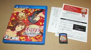 Ooedo Blacksmith (Japanese Version) Playstation Vita Fast Shipping