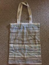 Anthropologie Cotton Tote Bag EUC