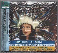 Natasha St Pier: Mon Acadie (2015) CD OBI TAIWAN