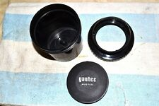 "YANKEE ""MASTER"" RFM-18 ROLL FILM DEVELOPING TANK DARKROOM EQUIPMENT NO REELS"