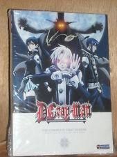 D. Gray-Man: Season One (DVD, 2010, 4-Disc Set)