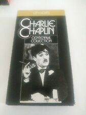 City Lights 1989 Vhs Charlie Chaplin Centennial Collection untested As is movie