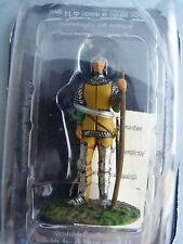 Figurine Moyen-âge ALTAYA - Franc archer - Neuf sous blister - Lead soldier