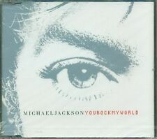 Michael Jackson - You Rock My World 5 Tracks Cd Ex