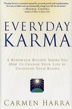 Everyday Karma: A Renowned Psychic Shows You How to Change Your Life b-ExLibrary