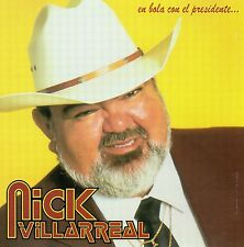 NICK VILLARREAL          En bola con el presidente...       USA  CD Joey  1998 !