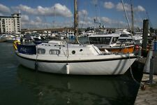 Sailing Yacht - Westerly Tiger 25ft - 6 Berth - Fin Keel - Diesel Inboard Engine