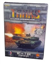 Gale Force Nine, Tanks The Modern Age, M1 Vs T-64 Starter Set, New