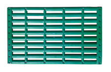 Plastic Resting Mat for Rabbit and Small Animal Cages | No More Sore Feet  8pcs