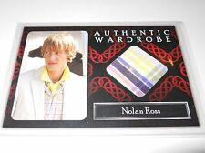 Revenge Season 1 Costume Trading Card #M5 Gabriel Mann as Nolan Ross (A)