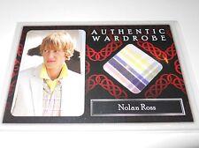 Revenge Season 1 Costume Trading Card #M5 Gabriel Mann as Nolan Ross (A)