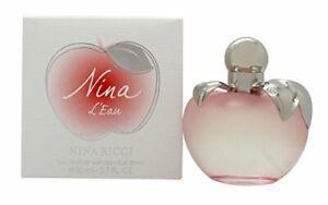 Nina Ricci Nina L'Eau Eau fraiche for Women 80ml