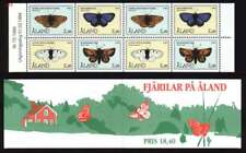 Aland 1994 Butterflies, Clouded Apollo etc. Complete Booklet, MNH/UNM