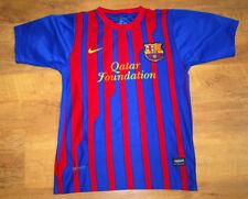 Nike Barcelona 2011/2012 Messi' #10 Hogar Camiseta (tamaño 14)