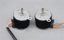 2PCS DC12V 35BY412 4-Phase Gear Step Permanent Magnet Deceleration Stepper Motor