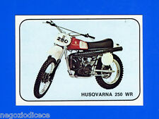 MOTO SPORT - Panini 1979 - Figurina-Sticker n. 310 - HUSQVARNA 250WR -New