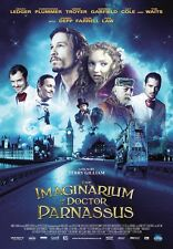The Imaginarium Of Doctor Parnassus movie poster (b) Heath Ledger poster