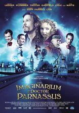 The Imaginarium Of Doctor Parnassus movie poster (b) Heath Ledger poster