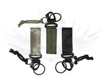 NEW VIPER TACTICAL MODULAR SPEED CLIP RETAINER,KEY RING,V-CAM,BLACK,GREEN, MOLLE