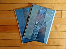 Batman Hush Volume 1+2 Hardcover HC Graphic Novel Loeb Lee DC 2003 First