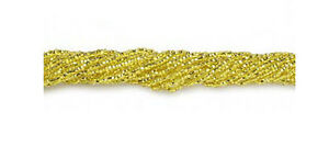 12 Strands Silver Lined Preciosa 11/0 Czech Glass Seed Beads 1 Full Hank