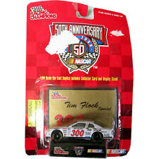 NASCAR TIM FLOCK SPECIAL 300 DIECAST CAR AND TRADING CARD ~ Collectible Racing
