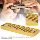 Harmonica Comb 10  Hole Blues Harp Comb Part for HOHNER SP20 Gold for Performance