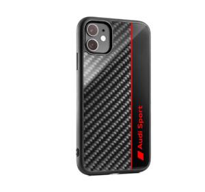 Original Audi  Sport Smartphonecase iPhone 11, grau 3222000300