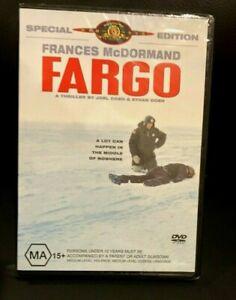 Fargo (DVD, 2007) Brand New Sealed in Plastic Region 4