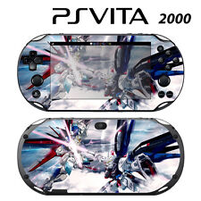 Vinyl Decal Skin Sticker for Sony PS Vita Slim 2000 Gundam 3