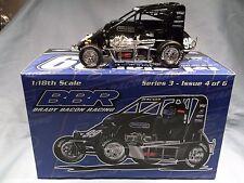 2009 BRADY BACON TEL STAR #99 CHILI BOWL R&R MIDGET 1:18 RACING HOOSIER GMP ACME